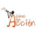 Músicos en acción